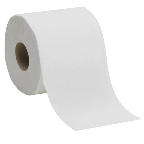 with toilet paper toilet paper