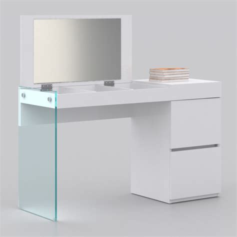 modern vanity desk miami and aventura contemporary and modern furniture cb
