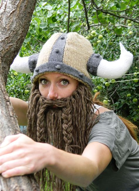 knitted beard viking knit hat patterns a knitting
