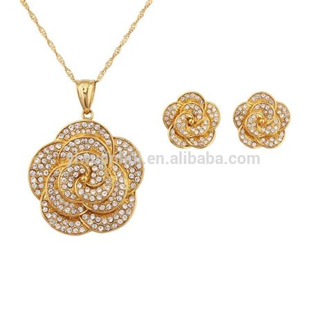 jewelry products fashion jewelry set artificial bridal jewellery