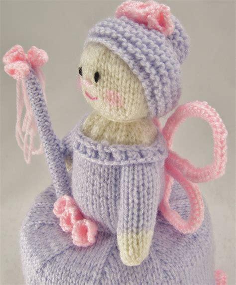 fairytale knitting patterns flower toilet roll holder knitting pattern