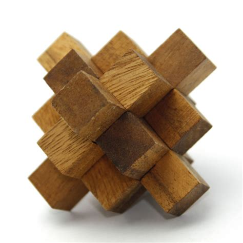 woodwork puzzles the falling puzzle classic wood wooden 3d logic brain
