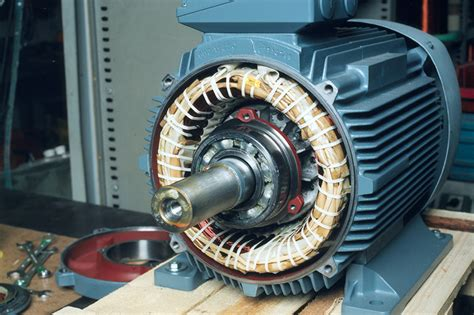 Electric Motors by Why Electric Motors Fail