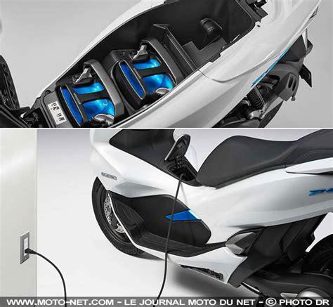 Nouveau Pcx 2018 by 125 Honda Pcx 2018 Le Scooter Passe 224 L 233 Lectrique Et