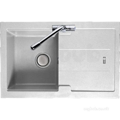 compact kitchen sinks polar white bali kitchen sink reversible with compact