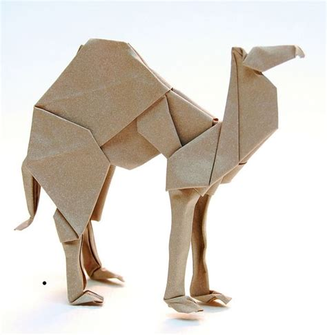camel origami origami camel origami camel japanese crafts