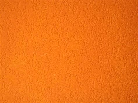 orange walls image after photo wall smooth flat orange warm