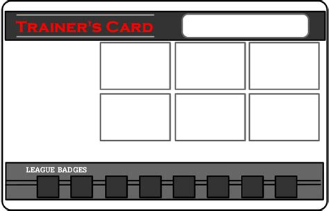make trainer card trainer card maker 4 trainer card background submissions
