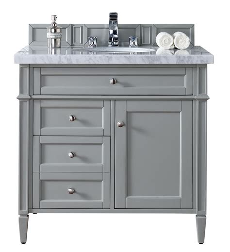 gray bathroom vanities 36 quot single bathroom vanity gray gray
