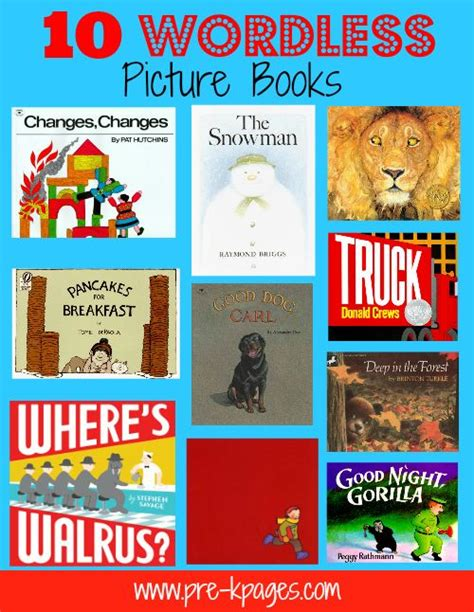 wordless picture book activities wordless book new readers and pictures on