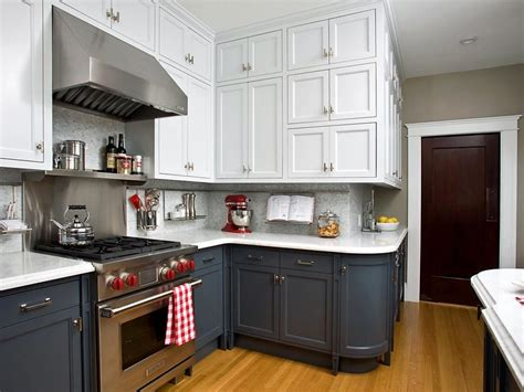Two Tone Kitchen Cabinet Ideas two toned kitchen cabinets pictures options tips