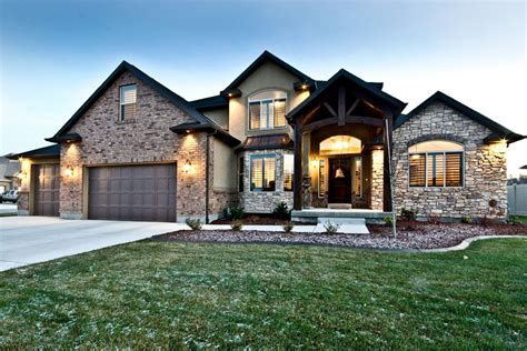 custom home building plans the christopher custom home plans from utah county builders