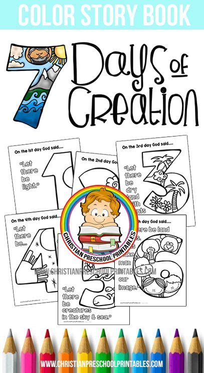 free bible crafts for 25 best ideas about creation coloring pages on