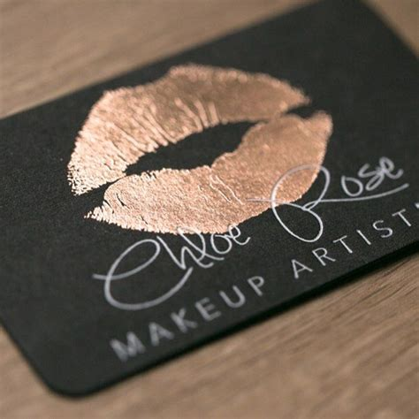 make up artist card 25 best ideas about makeup business cards on