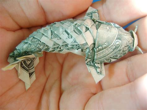 dollar bill origami koi origami koi fish made out of a dollar bill pics