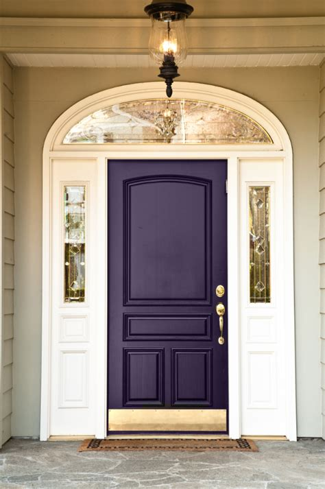 door color unique houses what does the color of your front door say