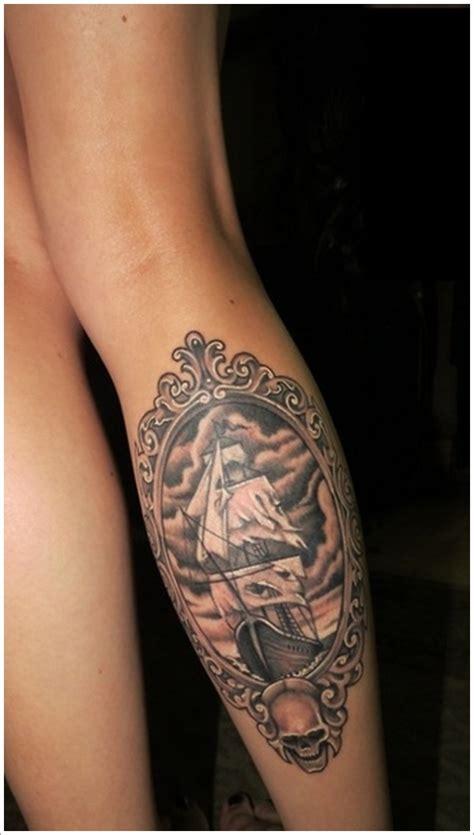 unique nautical tattoo designs for you 29