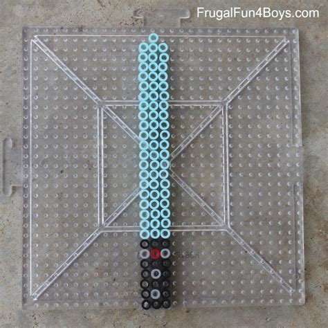 how to make perler designs wars perler patterns