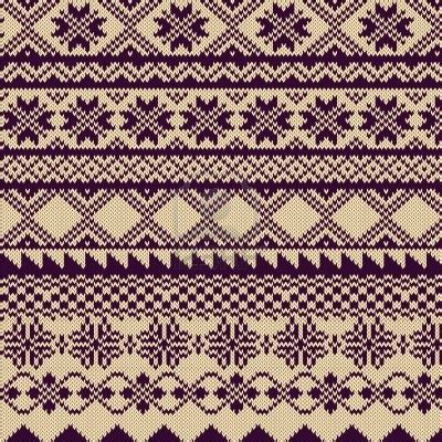 how to fair isle knit pattern archives