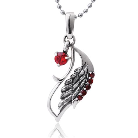 jewelry pendants peacock wing 925 sterling silver pendant necklace