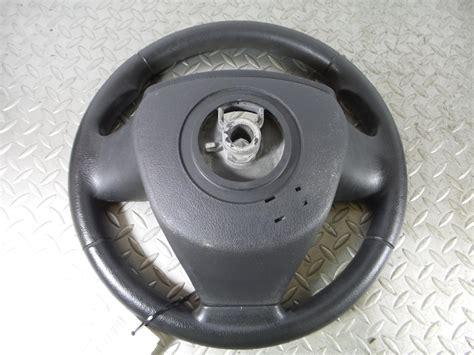 Citroen Steering Wheel by 2003 Citroen C3 Pluriel Petrol Steering Wheel Ebay