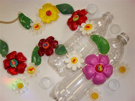 crafts with plastic bottles for recycle flower craft with plastic bottle ideas arts