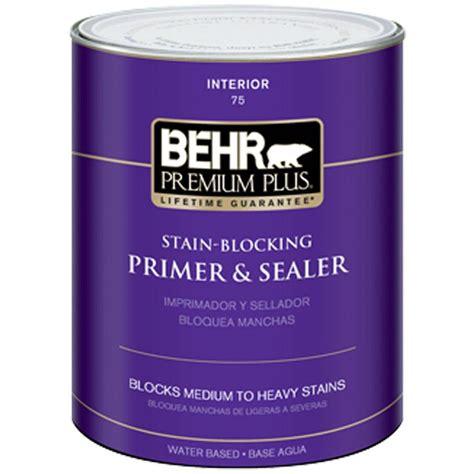 behr exterior paint primer colors behr premium plus 1 qt stain blocking interior primer