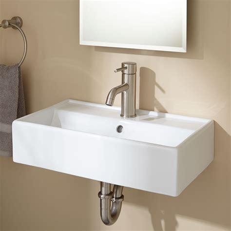 kitchen sink shower magali wall mount bathroom sink ebay