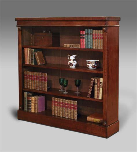 mahogany bookshelves antique mahogany bookcase antique open bookcase
