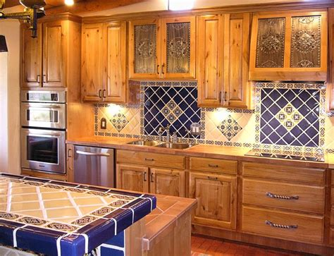 mexican tile kitchen ideas kitchen project want mexican tiles on countertop and backsplash with saltillo floor