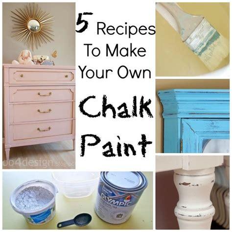 diy chalk paint using baking soda 17 best ideas about chalk paint recipes on
