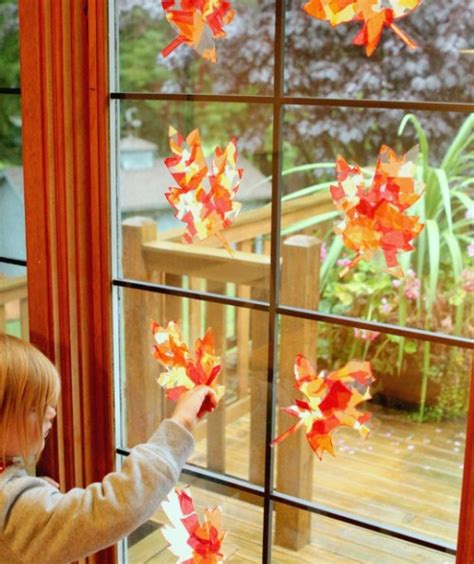 kid fall crafts celebrate the season 25 easy fall crafts for