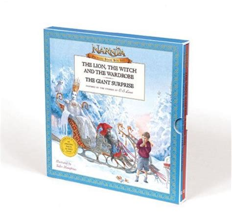 narnia picture books narnia picture book box set the the witch and the