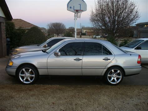 1997 Mercedes C280 by Sooner C280 1997 Mercedes C Class Specs Photos