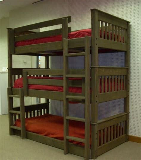 three way bunk bed best 25 bunk beds ideas on bunk