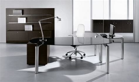 modern home desk modern glass desks for home office ideas inspirations