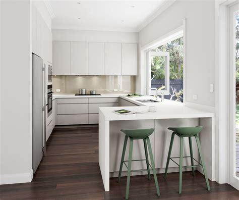 small kitchen design with peninsula best 25 u shape kitchen ideas on kitchen