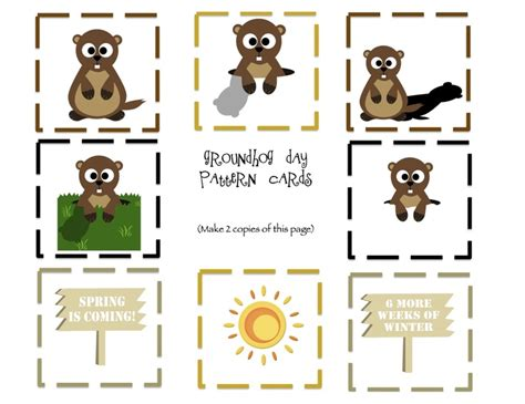 groundhog day theme song 173 best groundhog preschool stuff images on