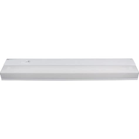 ge cabinet fluorescent light fixture fluorescent 18 inches the home depot canada