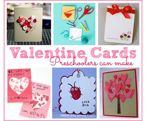 cards can make preschool ponderings s day ideas
