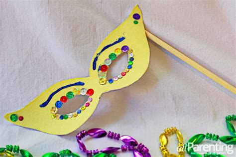 mardi gras crafts for 4 mardi gras crafts for