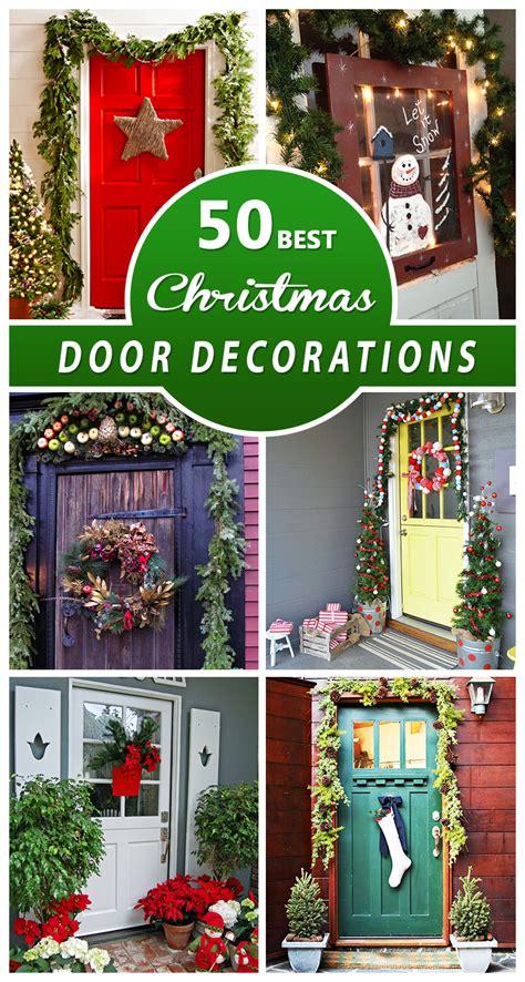 door decorations 50 best door decorations for 2016