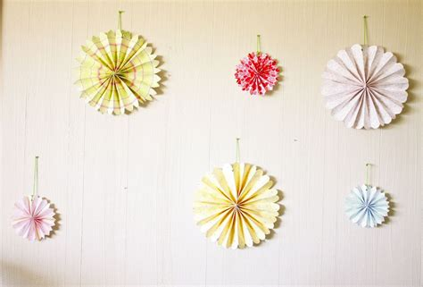 paper craft flower diy craft list accordion paper flowers