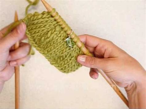 rs knitting how to knit raglan decreases from rs and ws