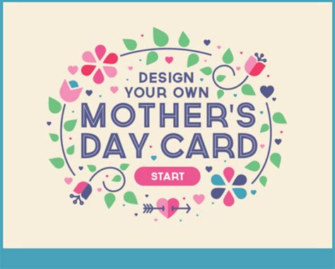 make your own mothers day card storyline 2 design your own s day e card e