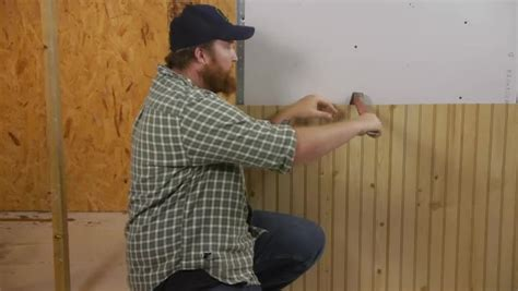 how to fix wood paneling how to remove wood paneling from the walls ehow