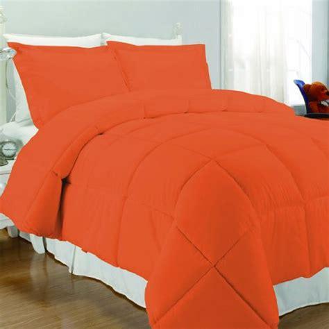 and orange comforter sets rise shine orange and white comforter bedding sets
