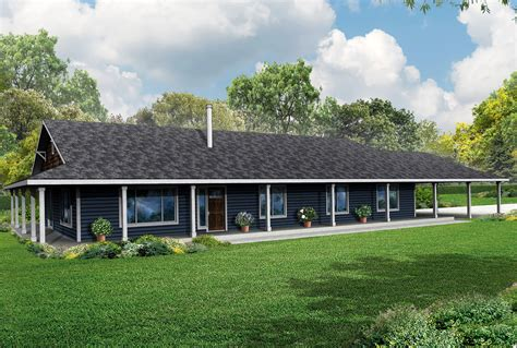 ranch house plans with porch ranch house with wrap around porch plans home design ideas