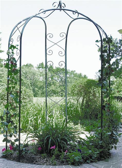 Garden Arch Vines Garden Gazebo Yard Decor Arch Wedding Trellis Metal