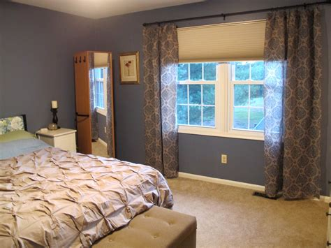 master bedroom window treatment ideas my master bedroom